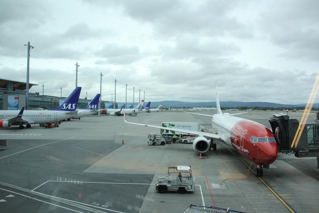 Norwegian Oslo