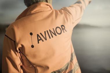 Logo på jakkerygg