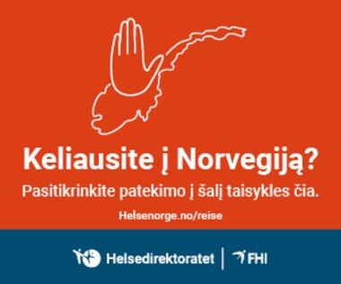 Reise til Norge