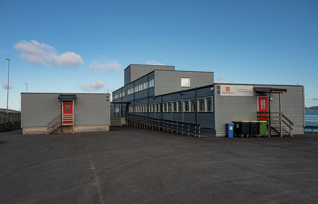 Anleggskontoret til E39 Rogfast