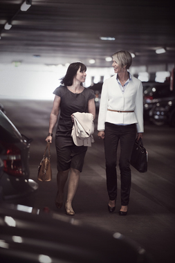 Business damer